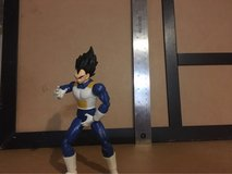Base Vegeta from Dragon Ball Z in Bellaire, Texas
