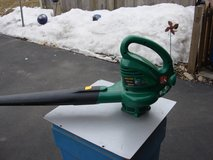 WEEDEATER ELECTRIC LEAF BLOWER in Naperville, Illinois