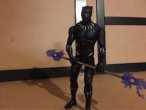 Black Panther Action Figure Collectibles in Bellaire, Texas