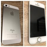 Excellent condition IPhone SE, New Battery (official) 32 GB Silver/ white in Stuttgart, GE