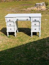 antique chalk painted desk in Cherry Point, North Carolina