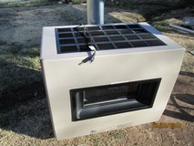 lLIKE NEW - Furnace / Fireplace With Blower Like New Free-standing Empire in Alamogordo, New Mexico