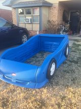 Little Tikes Twin Racecar Bed in Lawton, Oklahoma
