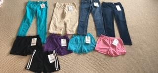 Girls Clothing Size 7/8 in Glendale Heights, Illinois