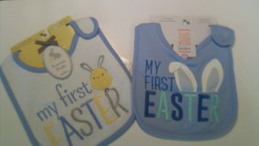 Brand New Easter Bibs 2 in Camp Lejeune, North Carolina