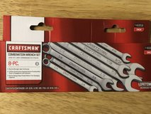 Craftsman 8-Pc Combination Wrench Set in Fort Knox, Kentucky