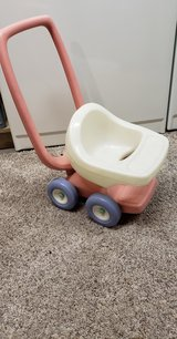 Little Tikes Baby Doll Stroller in Bolingbrook, Illinois