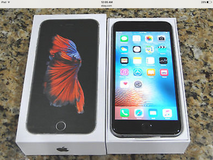 Apple iPhone 6s, 64GB, Space Gray, Factory Unlocked in Wiesbaden, GE