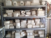Molds for ceramics and pottery-100 molds in Leesville, Louisiana