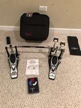Pearl Eliminator Double Bass Drum Pedal Model # 2002C in Wheaton, Illinois