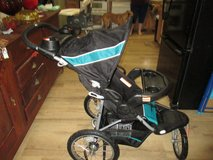 BABY JOGGING STROLLER GREAT CONDITION in Kingwood, Texas