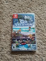 GO VACATION Nintendo Switch Game in Camp Lejeune, North Carolina