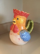 Rooster Pitcher-ceramic in Fort Riley, Kansas