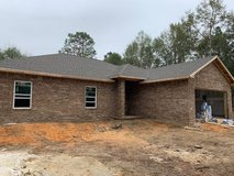 New brick home in Crestview, Florida. in Eglin AFB, Florida