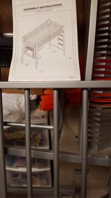 loft bed with desk in Naperville, Illinois