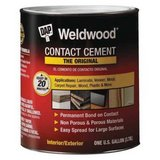 DAP Multi-Purpose Contact Cement Adhesive (1 Gallon) in 29 Palms, California