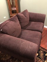 Free sofa and loveseat in Joliet, Illinois