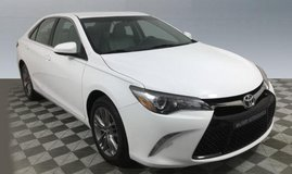 *5yr Warranty* Certified 2017 Toyota Camry in Spangdahlem, Germany