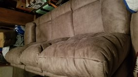 Couch + recliner in Fort Leonard Wood, Missouri