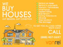 We Buy Houses - Any Reason, Any Condition in Fort Belvoir, Virginia