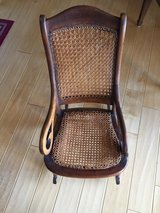 Antique Baby Rocking Chair in Alamogordo, New Mexico