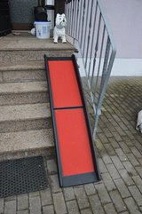 Dog ramp for car or stairs in Grafenwoehr, GE