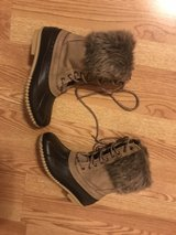 Duck Boots in Fort Campbell, Kentucky