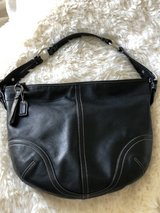 Genuine Leather Coach Bag in Clarksville, Tennessee