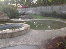 Swimming Pool Drain and clean in Kingwood, Texas
