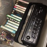 Cassette Tape and Portable Radio Lot in Warner Robins, Georgia