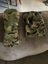 Navy Digital Fairway Cover w/Valuables Bag in Camp Pendleton, California