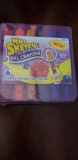 Mr. Sketch Scented Gel Crayons in Glendale Heights, Illinois