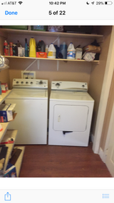 Wirpool washer and dryer in Wilmington, North Carolina