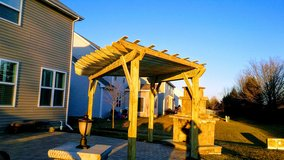 Fence/deck/pergola install and tree service in Oswego, Illinois