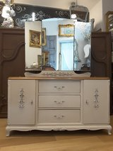 Classically elegant, vintage, rococo style Vanity / Dressing Table in Ramstein, Germany