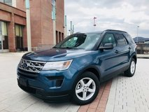 2019 New Certified Ford Explorer *With 3rd Row* in Spangdahlem, Germany