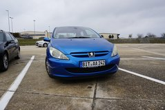 Peugeot 307 in Spangdahlem, Germany