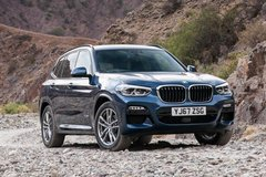 2019 BMW X3 xDrive 30i M Sport - Final Remaining Units in Spangdahlem, Germany