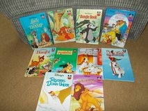 Disney Books - Set 1 in Lakenheath, UK