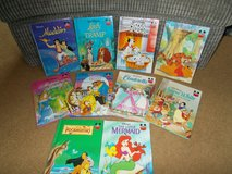 Disney Books - Set 2 in Lakenheath, UK