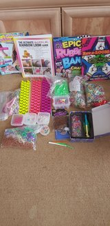 Loom Bands, Books & Accessories - Set 2 in Lakenheath, UK