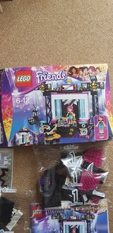 REDUCED Lego Friends 41117 Pop Stars TV Studio in Lakenheath, UK