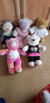 More Build a Bears in Lakenheath, UK