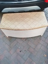 Lloyd Loom Ottoman in Lakenheath, UK