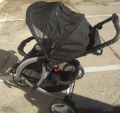Graco Trailrider Jogging Stroller Nebula in Wheaton, Illinois