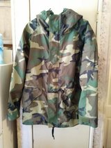Woodland parka in Fort Campbell, Kentucky