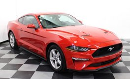 $10,235 OFF NEW Mustang Fastback Ecoboost Only $179 pp check *ACT FAST* in Spangdahlem, Germany