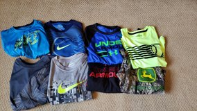 Boys size 7/xs long sleeved shirts in Houston, Texas