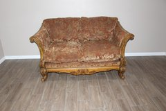 Classic Loveseat (Solid Wood Frame) in Kingwood, Texas