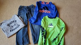 Boys size 6 lot of 4 pieces in Houston, Texas